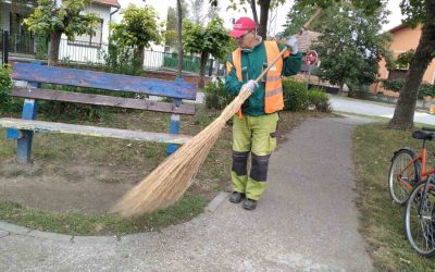 Očišćeno dečije igralište Čvorak