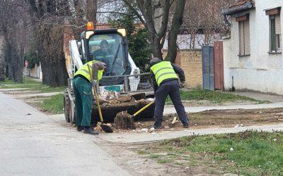 Radnici Čistoće u aktivnostima tokom cele radne nedelje