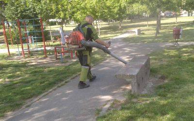 Radnici Javne higijene očistili nekoliko lokacija u gradu